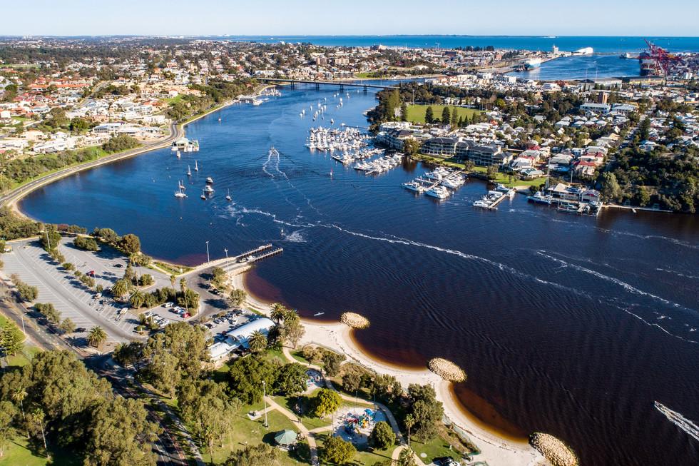 Point Leeuwin To Fremantle Port