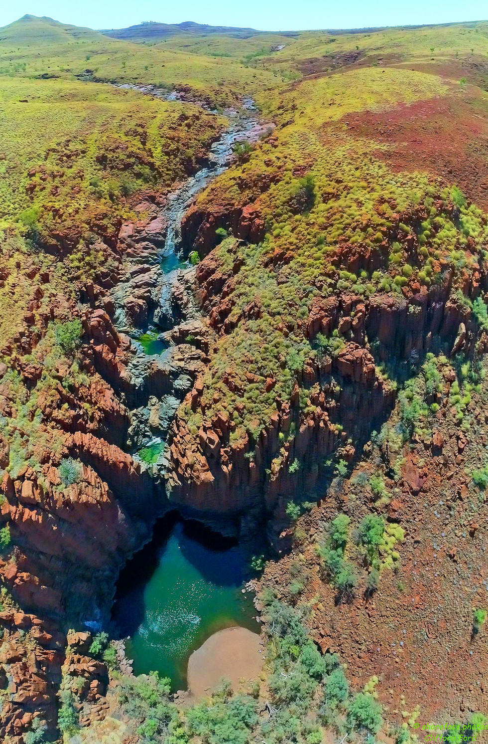 Python Cascades and Pool