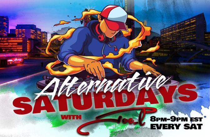 Alternative Saturdays