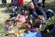 Women's Cultural Exchange-Bolivia