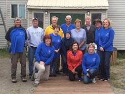 Mission Team to Nome Alaska.