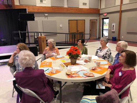 United Methodist Women get around