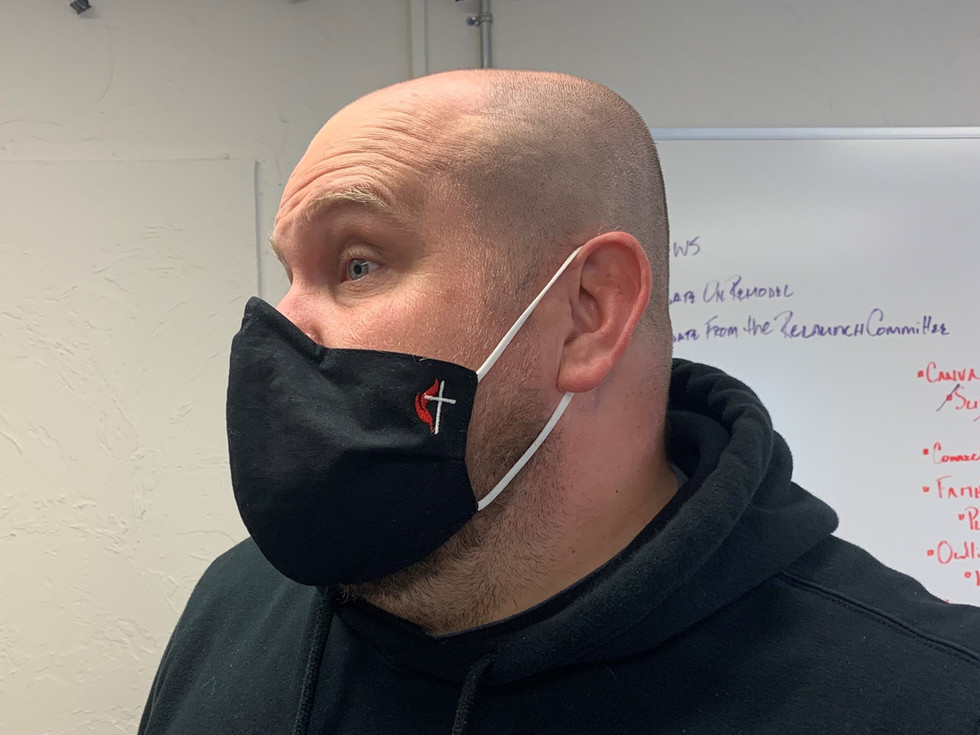 Mask Fashion? Face Statement?