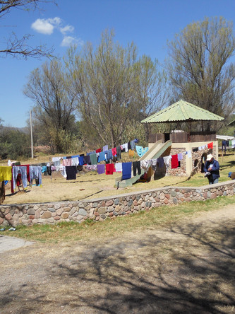 And then there's the Bolivian Style Laundromat