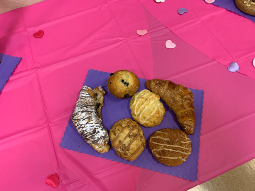 Galentine's - It's All About the Pastry