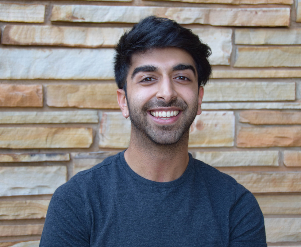 Nasir Panjwani is a Senior and has been singing with us for 4 years. He is from Dallas.