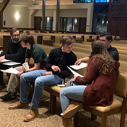 Chapel Hill Youth-Ash Wednesday 2020