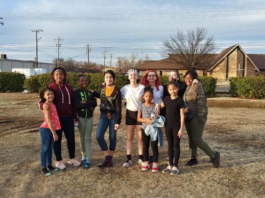 The Women's Team!