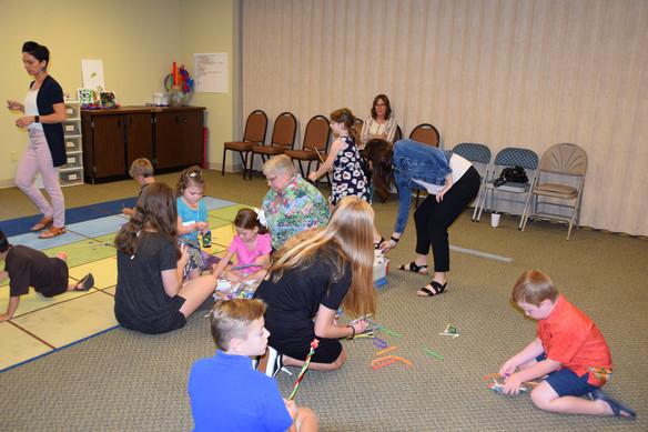 Children's Church - First Sunday!