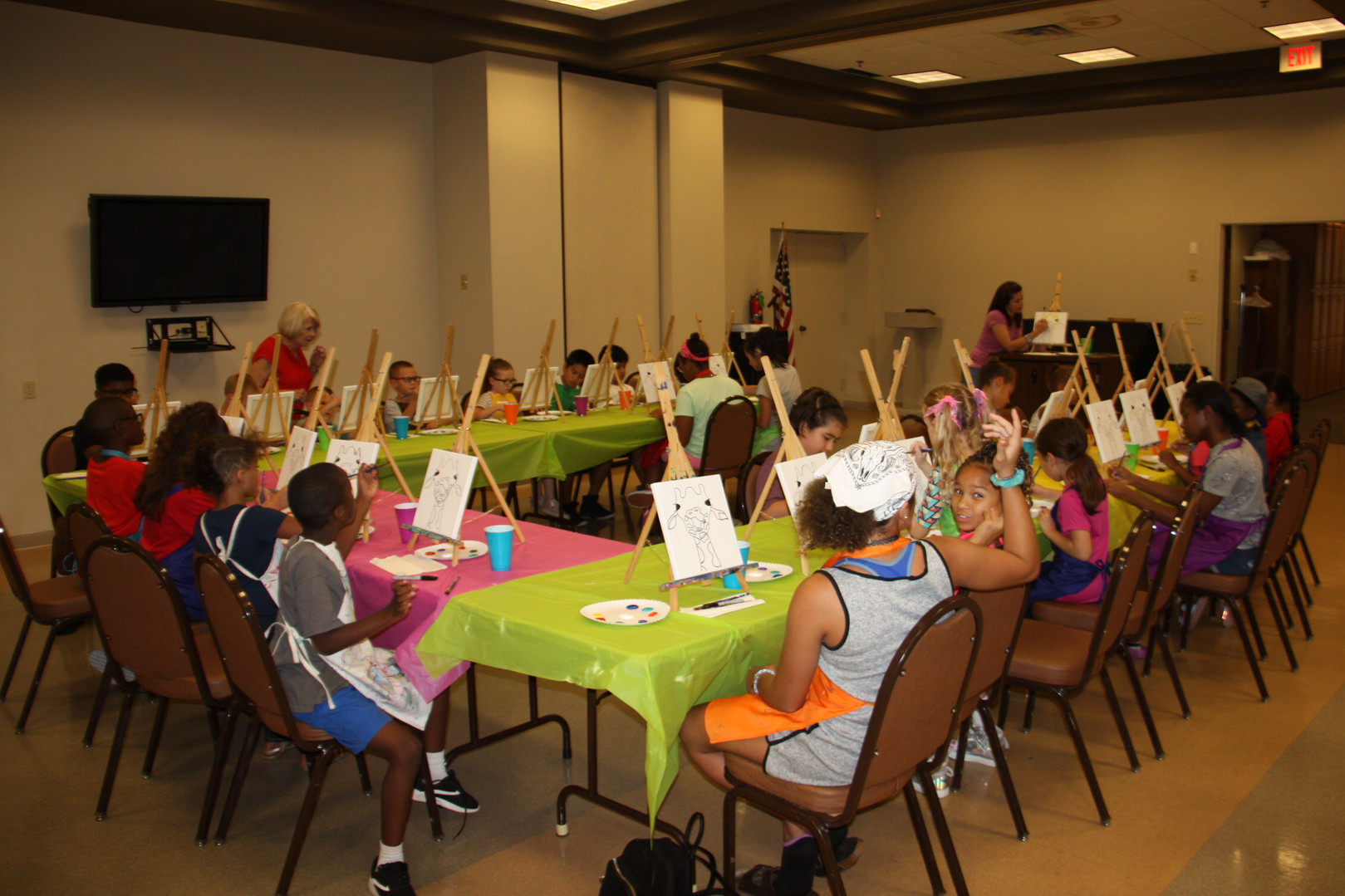 A.C.T.S. 4 Kids Full House!