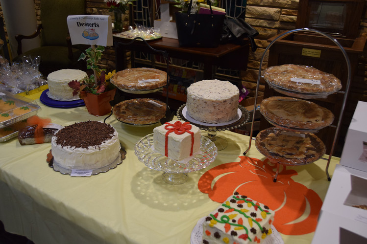 Eat Dessert First ... a lot of us did.