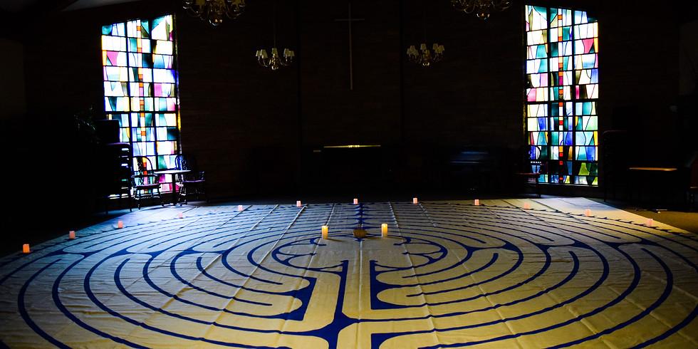 A Lenten Labyrinth