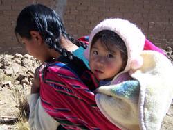 Bolivia's population