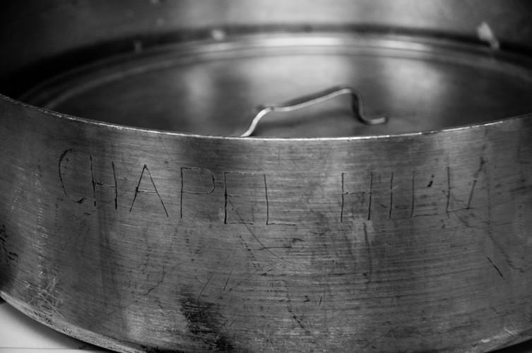 This pot's been around.