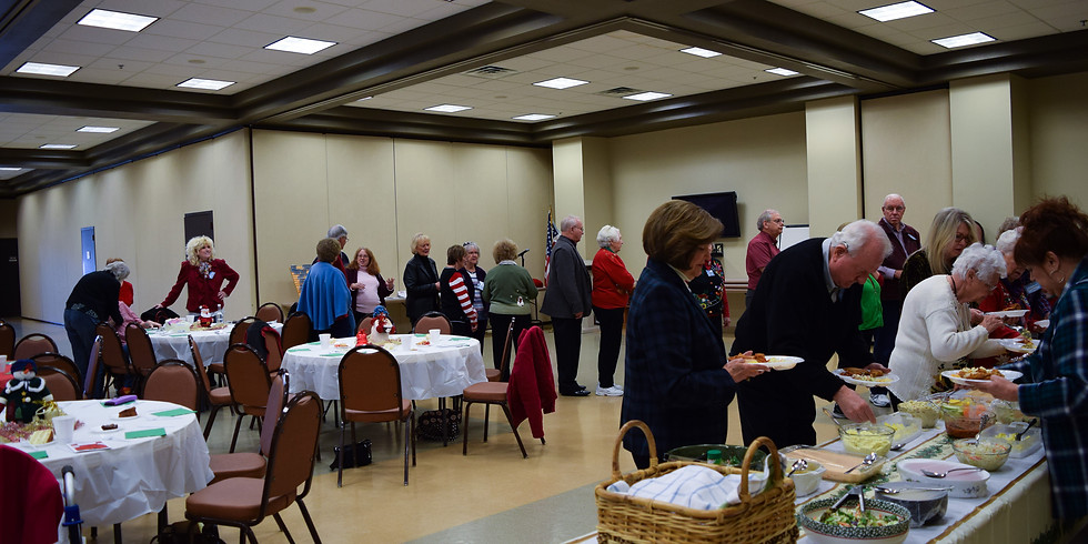Retired Fellowship Lunch Event
