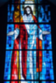 Jesus window