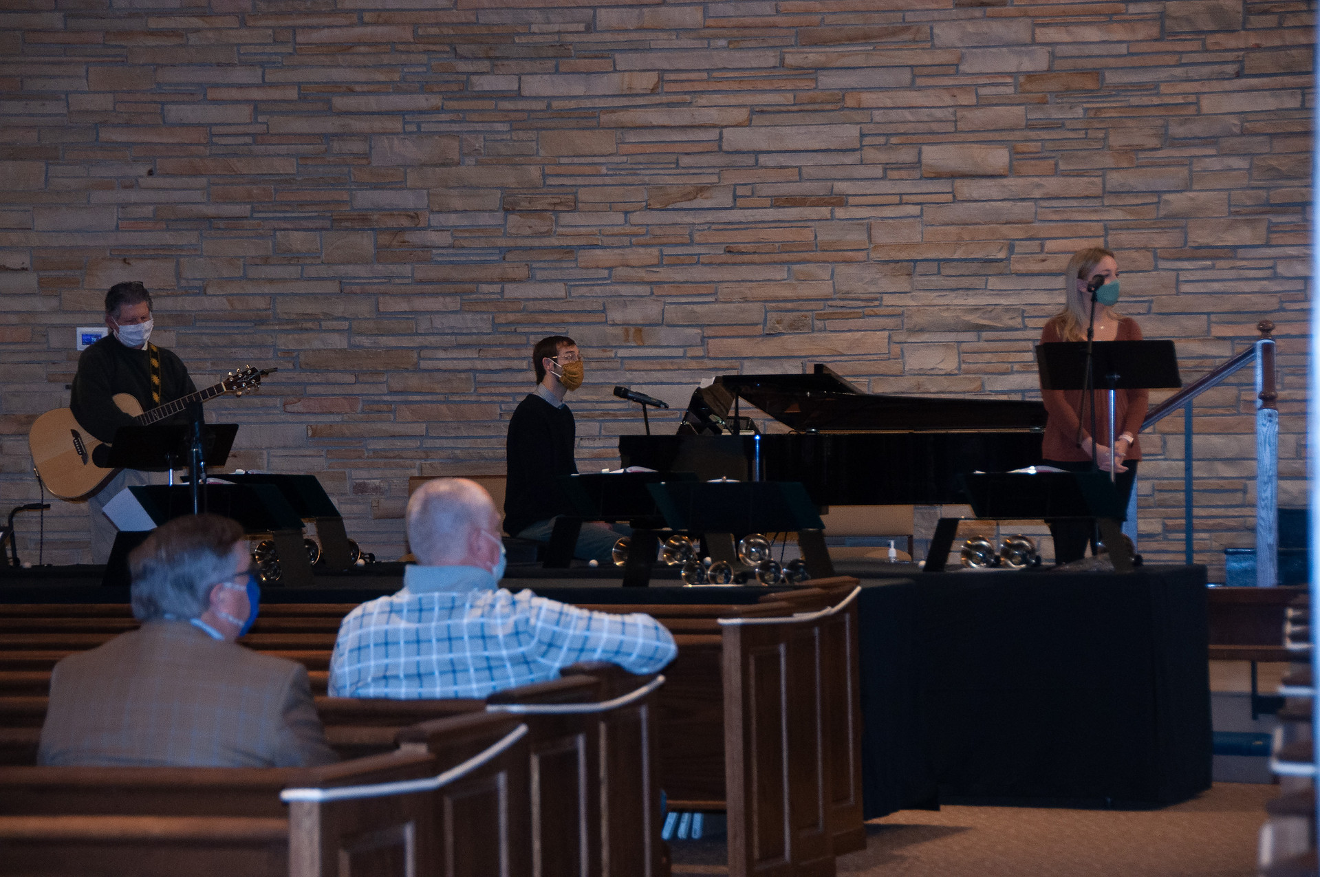 The music was amazing on Christ the King Sunday!