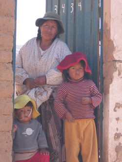 Bolivia use to be