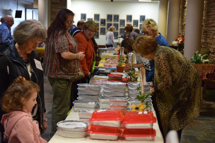 The annual Family&Fellowship Bake Sale ...