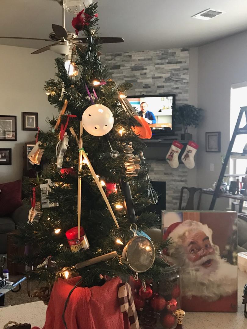 Look how big the joy of Jesus is on this tree!
