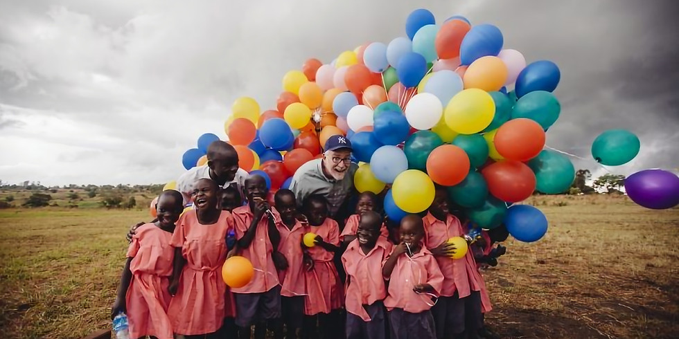 Love Does - A Study of Bob Goff's Bestseller