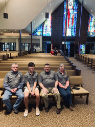 We've got four folks who are in Bolivia.