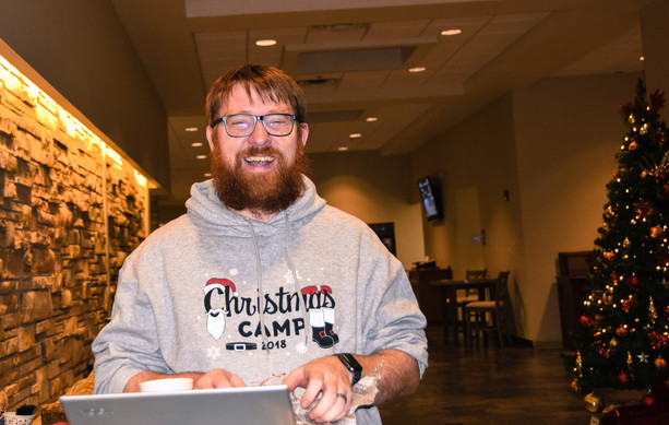 Student Ministry! It's time to register for Christmas Camp!