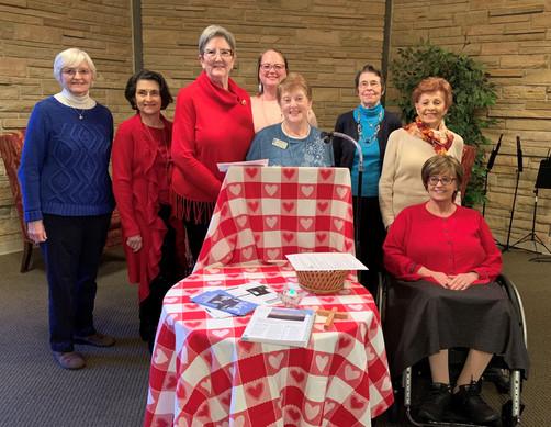 United Methodist Women!