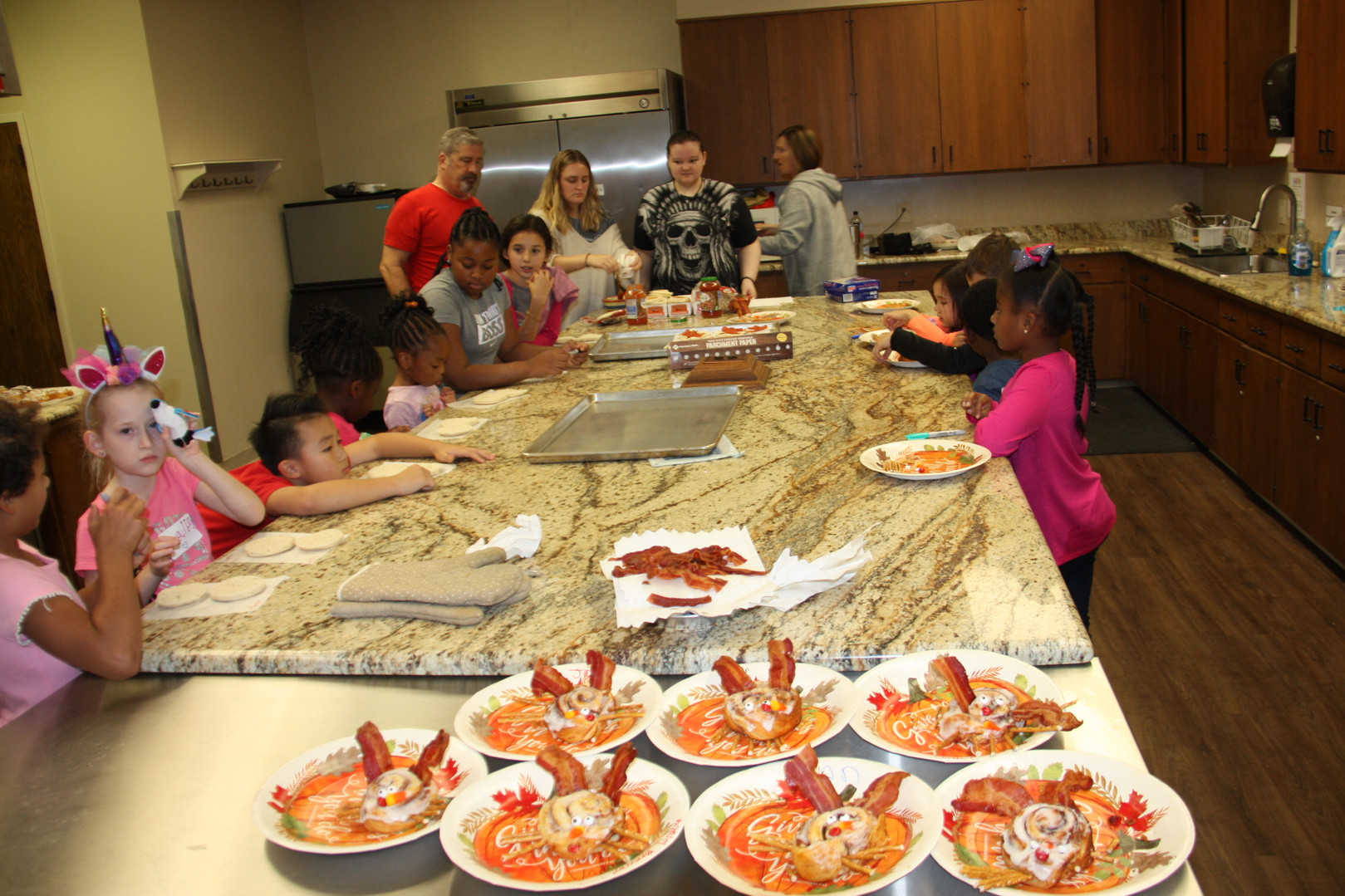 Kitchen Time is always popular with the kids.