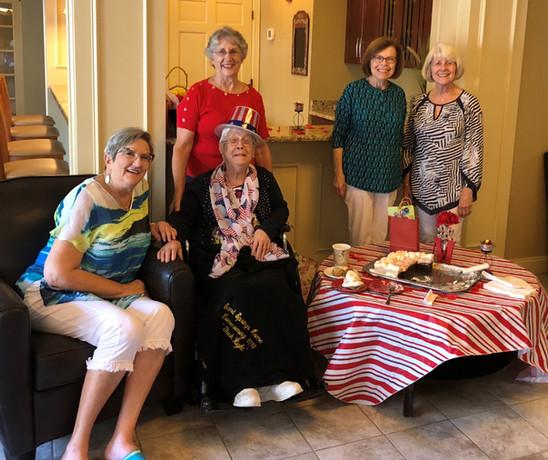 Celebrate the Methodist Women You Know