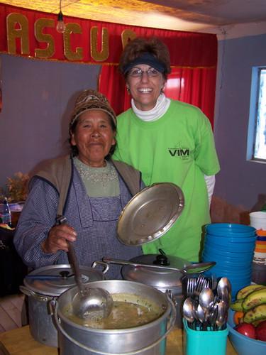 Susan Waite has a heart for Bolivia