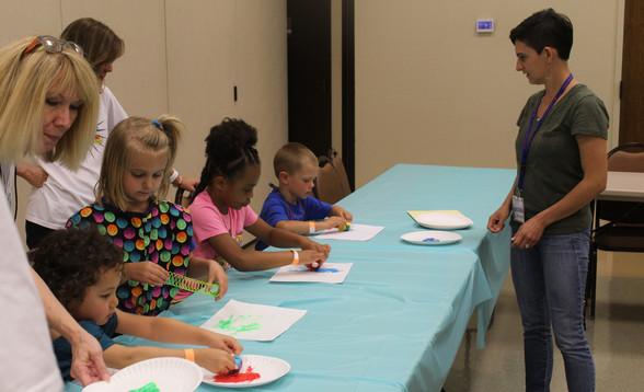 Love to watch children create!
