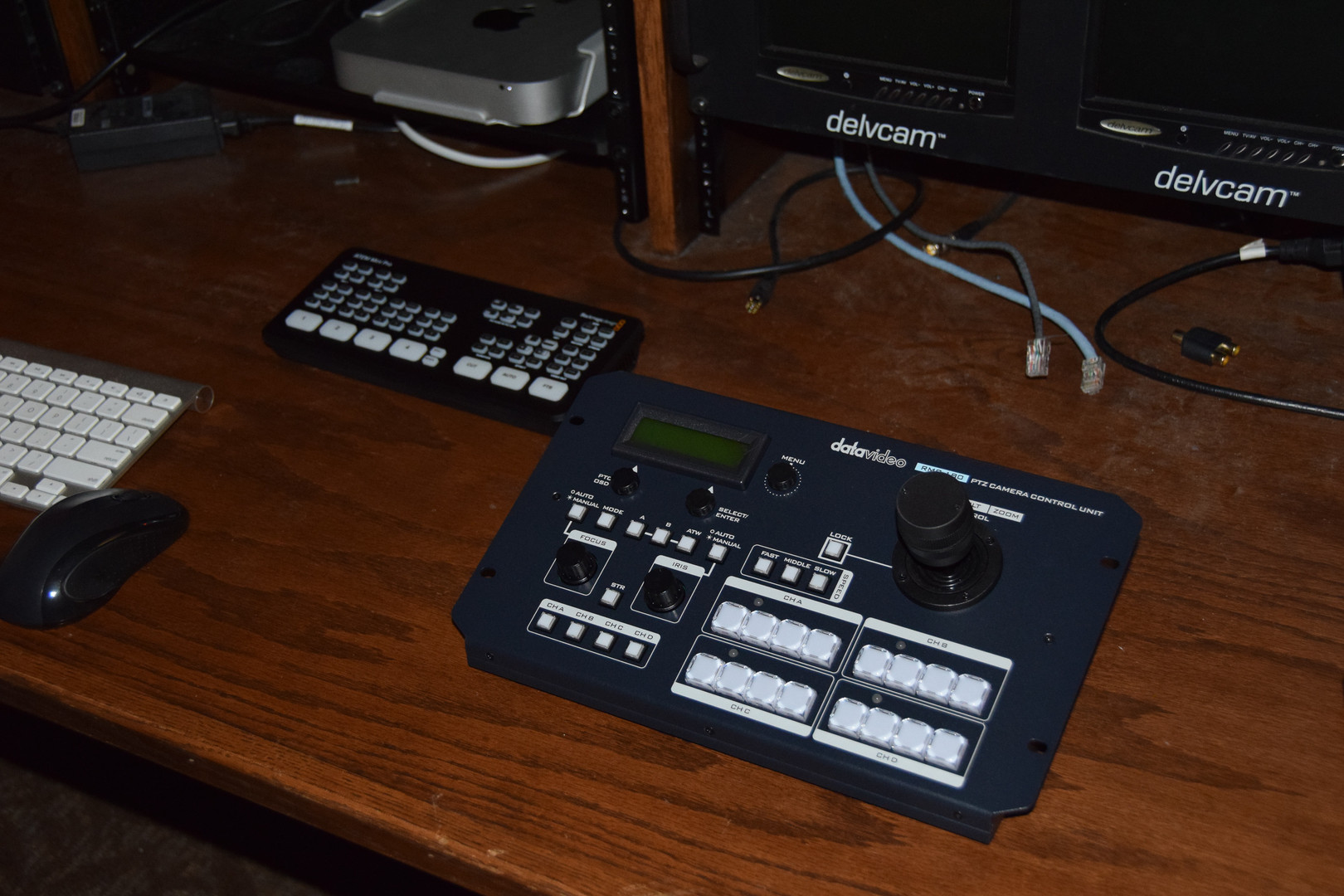 The Controller and the Switcher