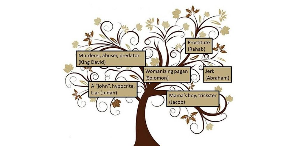 Jesus' Family Tree