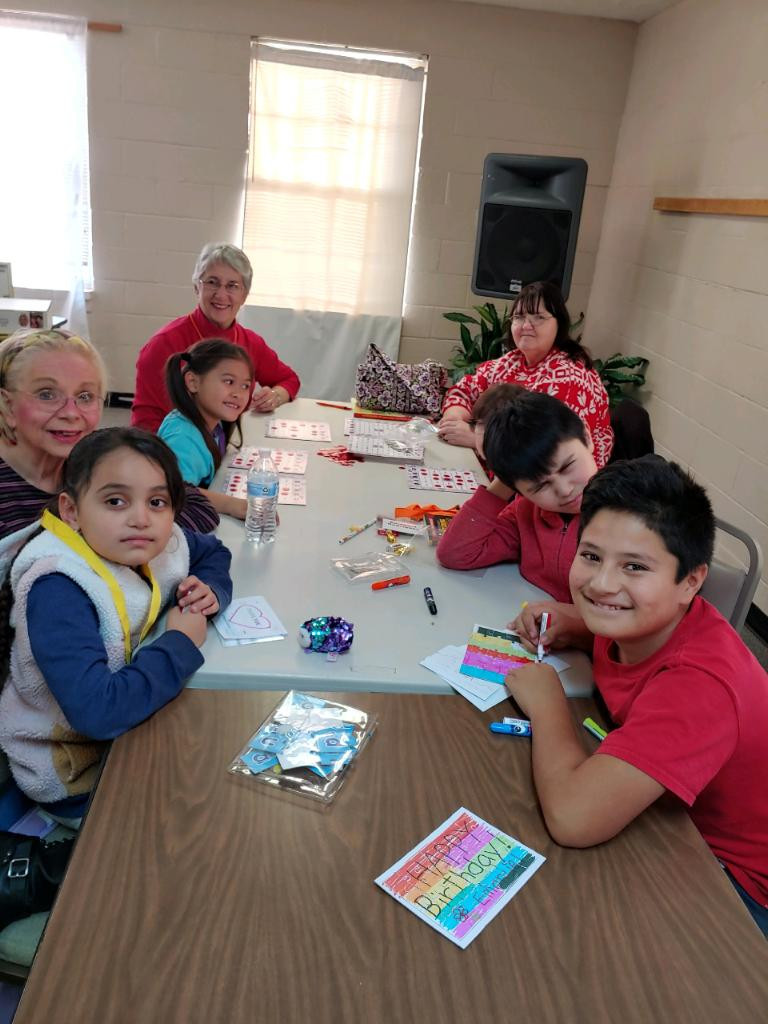 Thursday Whiz Kids had their party this week too!