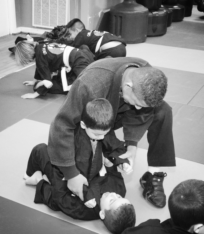 Brazilian Jiu Jitsu for All Ages