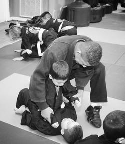 Brazilian Jiu Jitsu for All Ages