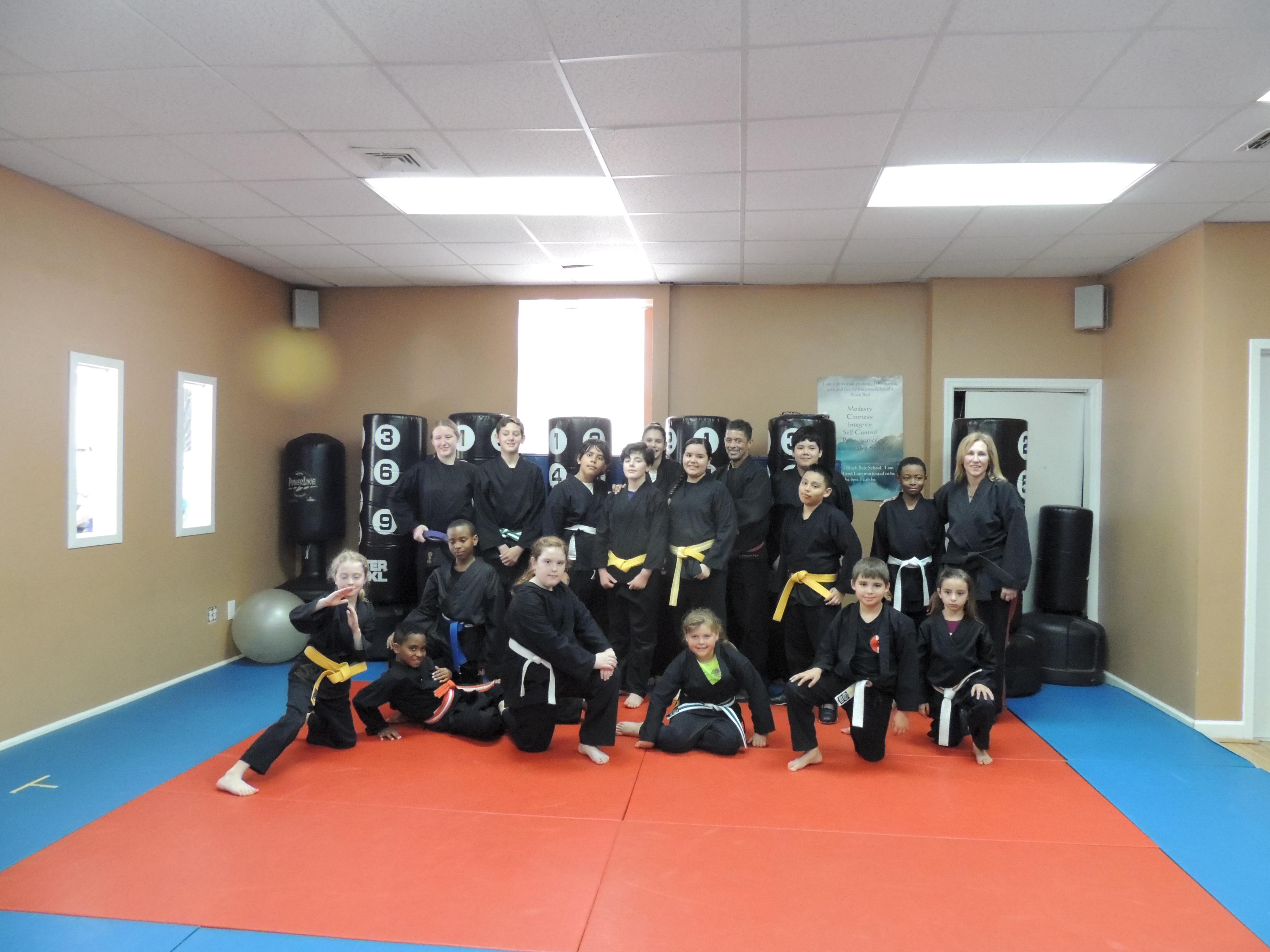 Warriors Class