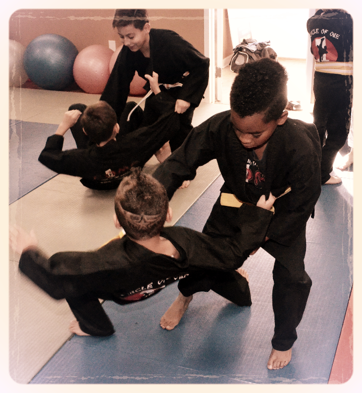 Martial Arts Self Defense