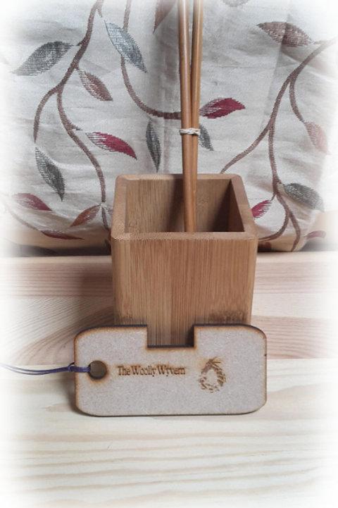 Wooden Yarn Gauge