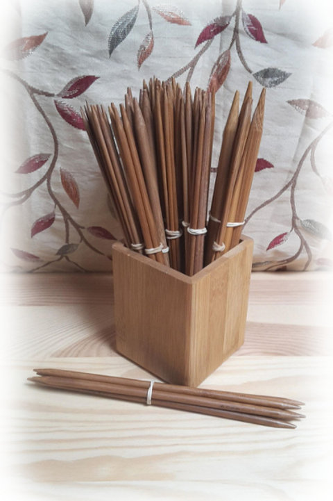 Bamboo Sock Knitting Needles