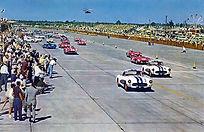 57 Sebring Corvette start.jpg