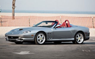 buy|sell|classic|ferrari|550|barchetta|gaston|andrey|motorsports