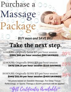 massage deals, massage packages, discount massage, cheap massage, good massage