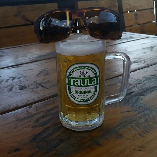 Friday Vibes 😎🍺_#taula #friday #payday #coldbeer #greatview #becool #islandtime #beertime #cold #b