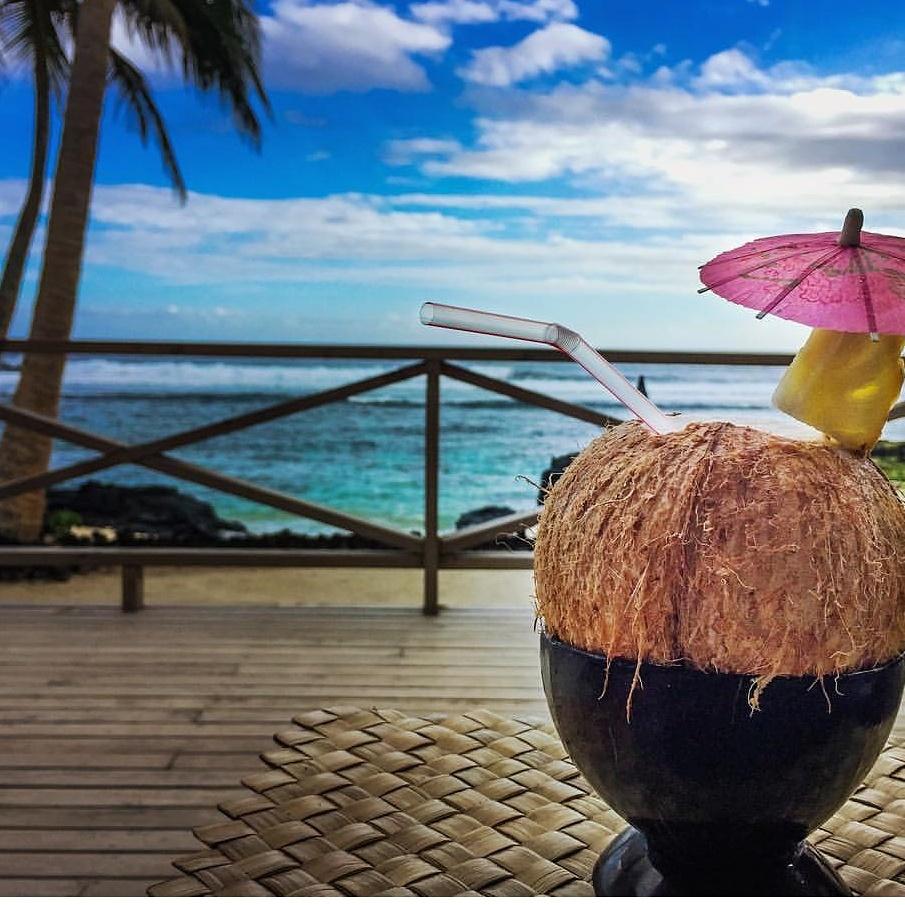 Coconut horizon