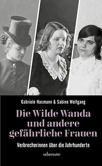 Die Wilde Wanda Cover (c) Ueberreuter Ve