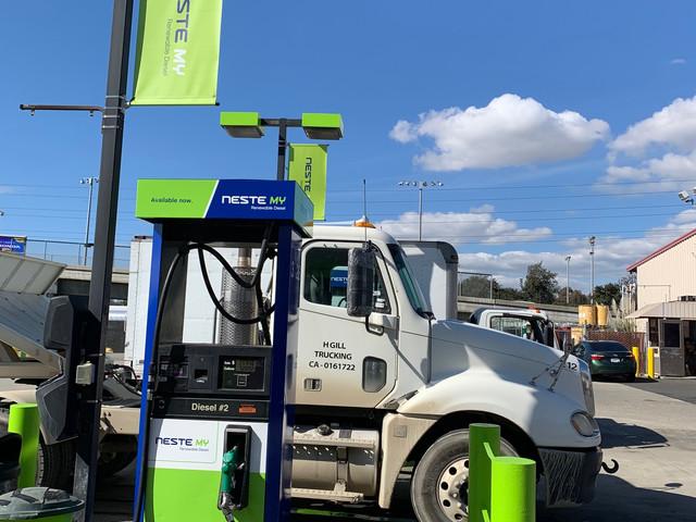 Bringing Clean Fuel to California