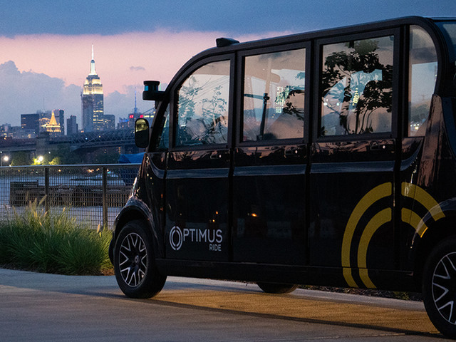 Bringing Self-driving Cars to the Big Apple