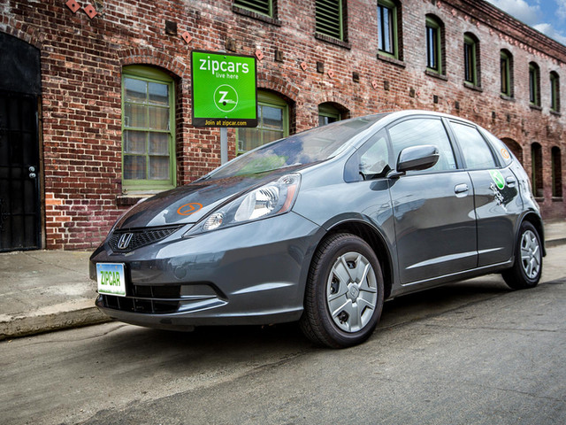 Disrupting Car Ownership